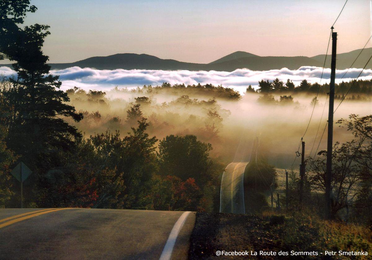 Route des sommets - Road trip au Québec - À la dRoute